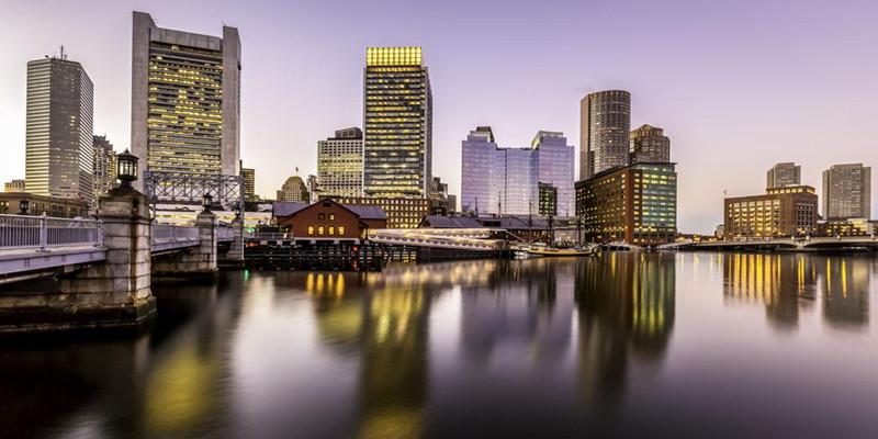 美国波士顿旅游景点