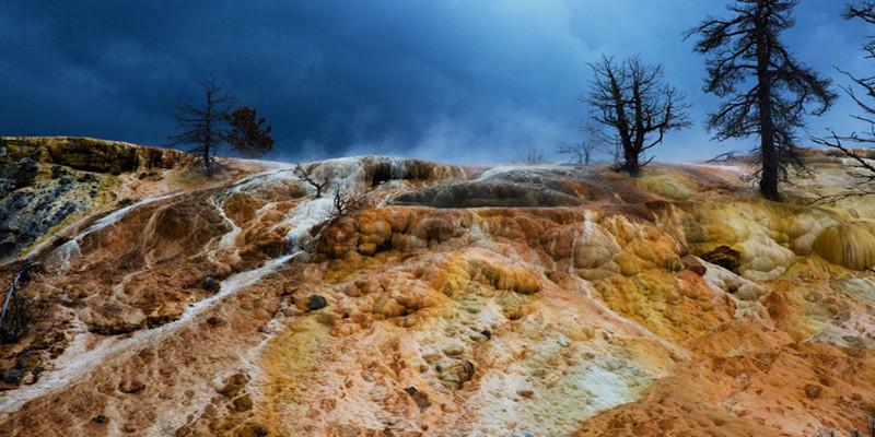 美国黄石公园旅游景点有哪些